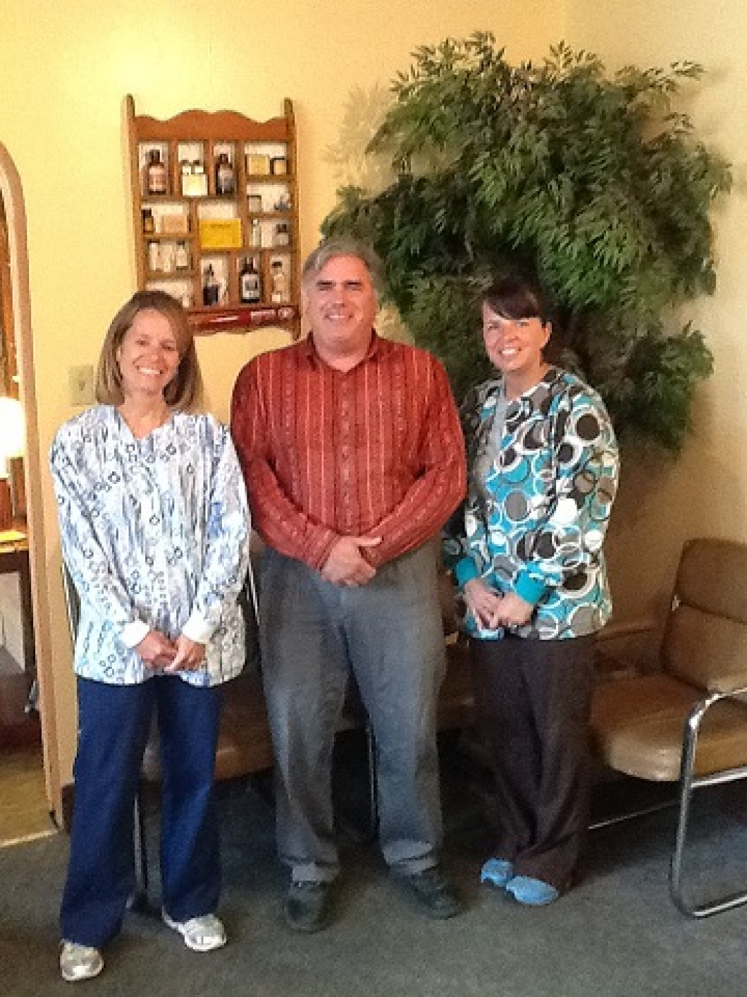 Meet the Staff at the office of Thomas J. Lucia, DDS